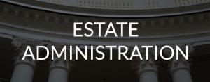 Settling an Estate